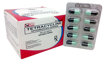 tetracycline caps